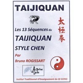 DVD 13 séquences du TAIJIQUAN style CHEN