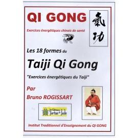 DVD 18 Formes du TAIJI QI GONG