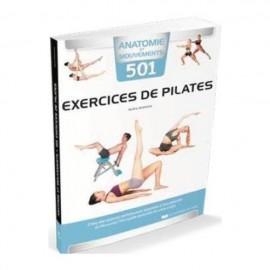 Livre 501 exercices de pilates