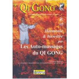 DVD QI GONG LES AUTOMASSAGES