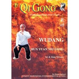 DVD QI GONG WUDANG HUN YUAN NEI GONG