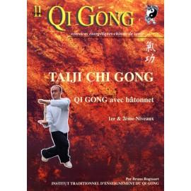 DVD QI GONG avec bâtonnet 'TAIJICI'