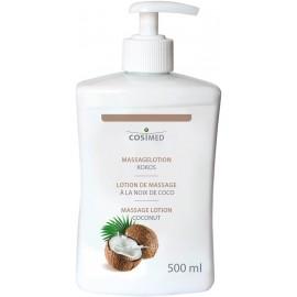 Lotion de massage Coco avec doseur 500mL