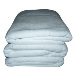 Lot de 3 Serviettes de massage Blanches gamme spa 70 x 140 cm