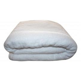 Serviette massage Blanche gamme spa 90 x 200 cm