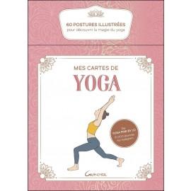 Cartes de yoga coffret